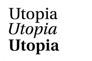 écriture utopia exemple