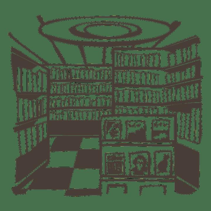 Librairie pour organiser une présentation ou une lecture de son livre