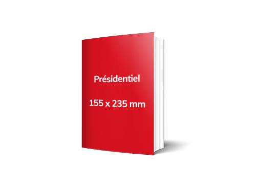 """Taille """"présidentiel"""" livre biographie"""